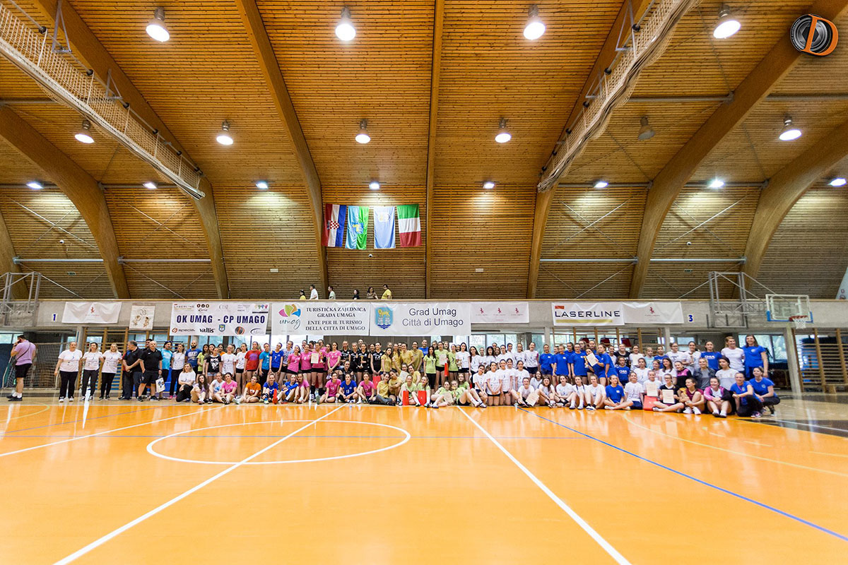 Laserline sponsor of the 2018 Volleyball Tournament